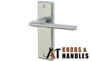 lever-on-backplate-door-handle-types-a1-knobs-&-handles-singapore
