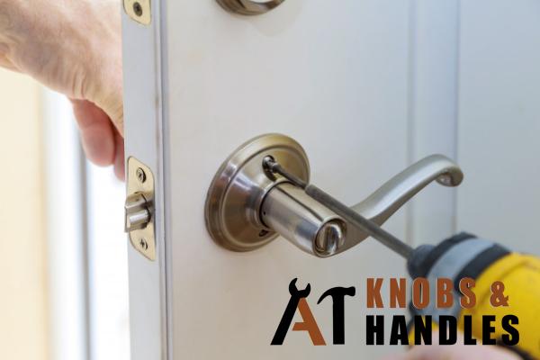 repairing-metal-loose-door-handle-a1-knobs-&-handles-singapore