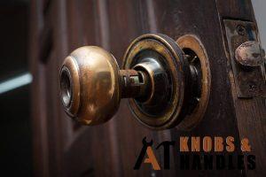 wooden-door-with-damaged-knob-door-knob-handle-installation-a1-knobs-&-handles-singapore
